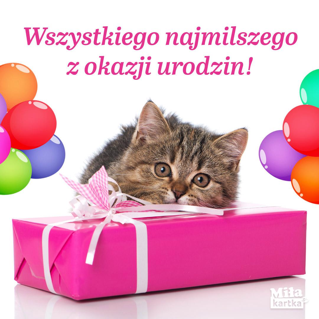 Wszystkiego najmilszego z okazji Urodzin!