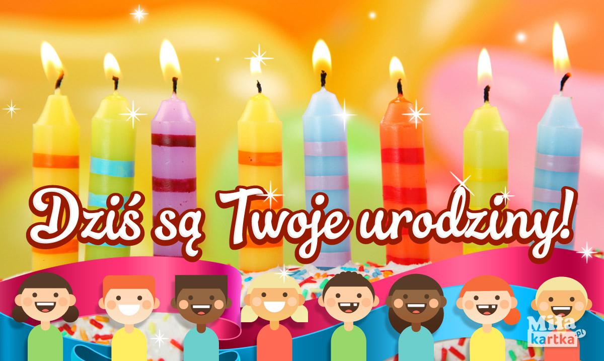 Dziś są twoje urodziny!