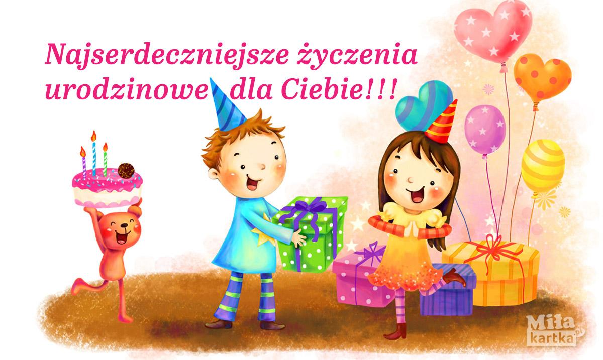 Najserdeczniejsze Życzenia Urodzinowe!