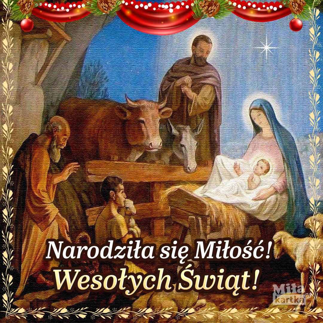 kartki bożonarodzenowe