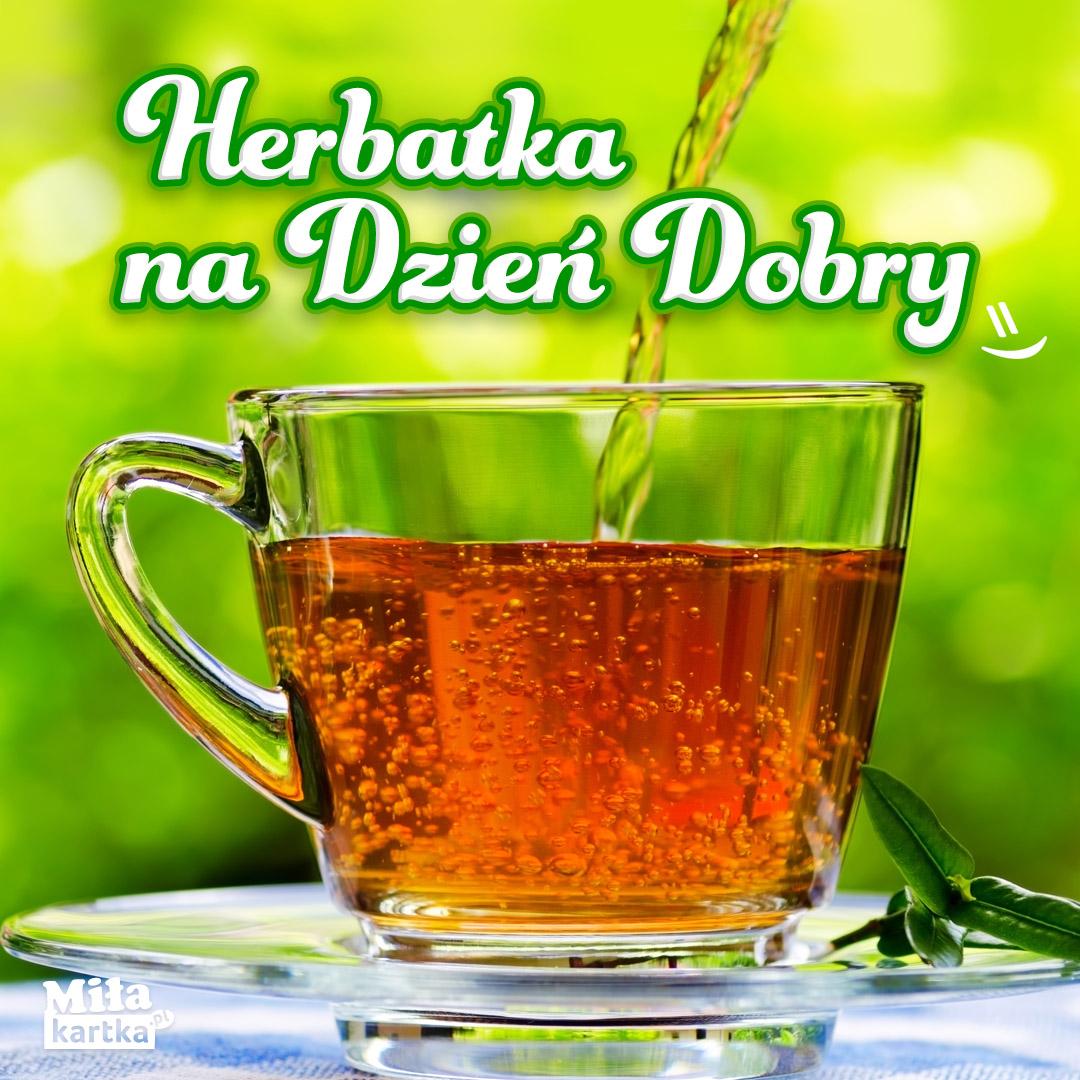 Herbatka na dzień dobry