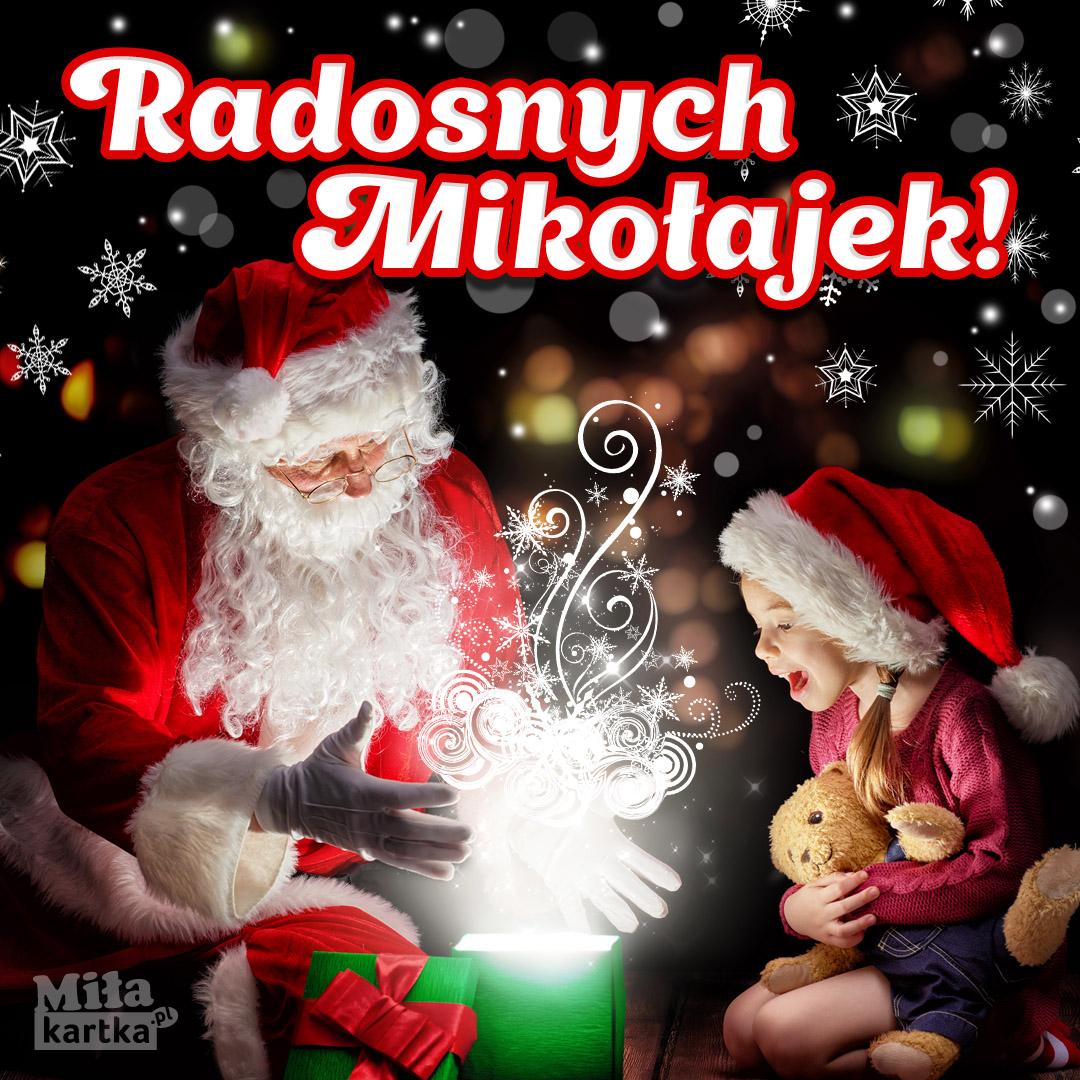 Radosnych Mikołajek dla was