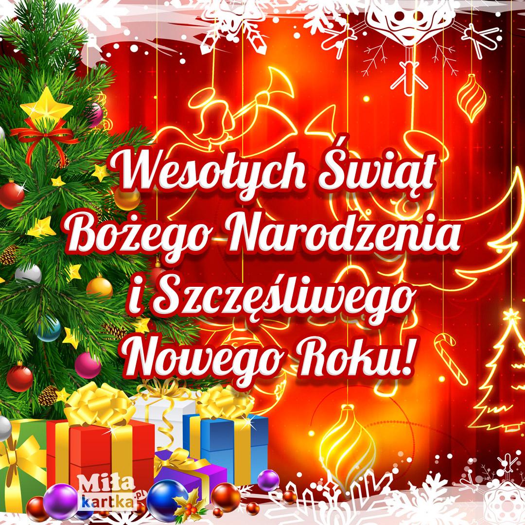 Wesołych Świąt BN