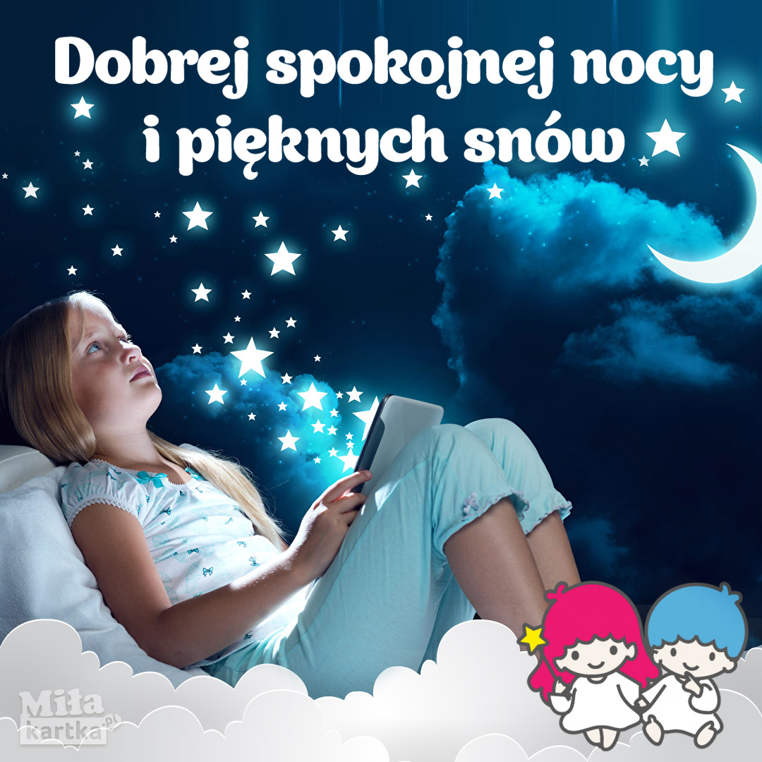 Na dobry sen i miły wieczór
