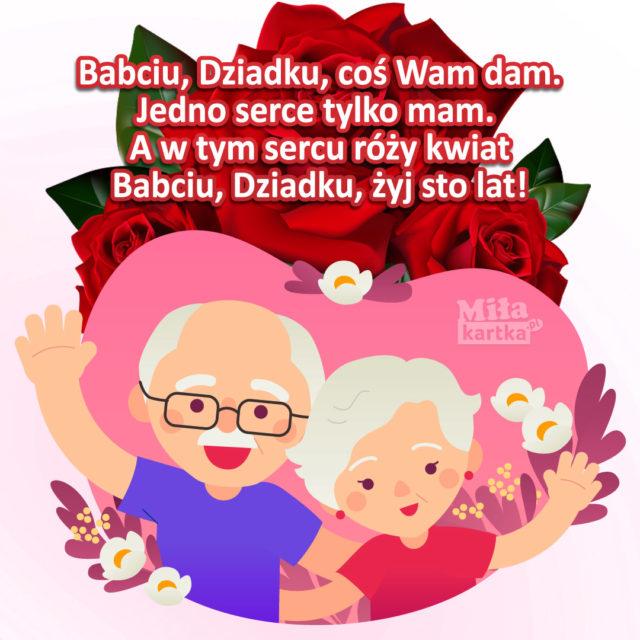 dzień babci dzień dziadka