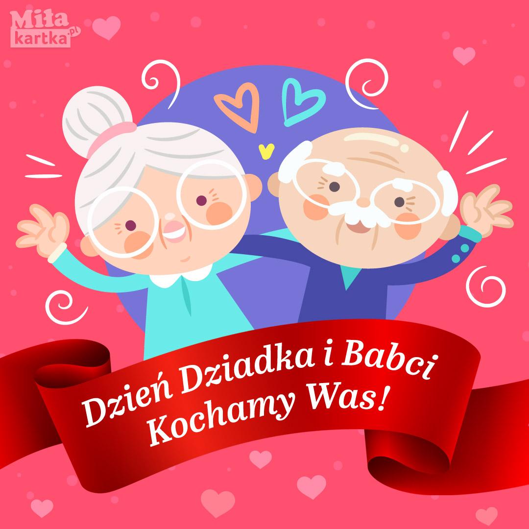 Kochamy was, Dziadkowie