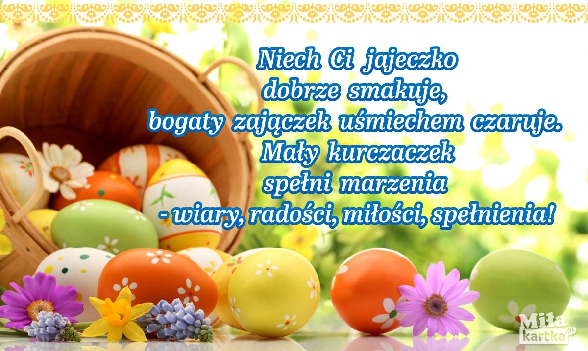 Wierszyk Wielkanocny