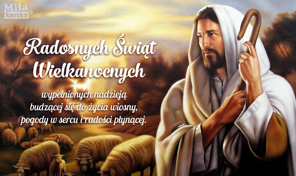 Radosnych świąt wypełnionych nadzieją!