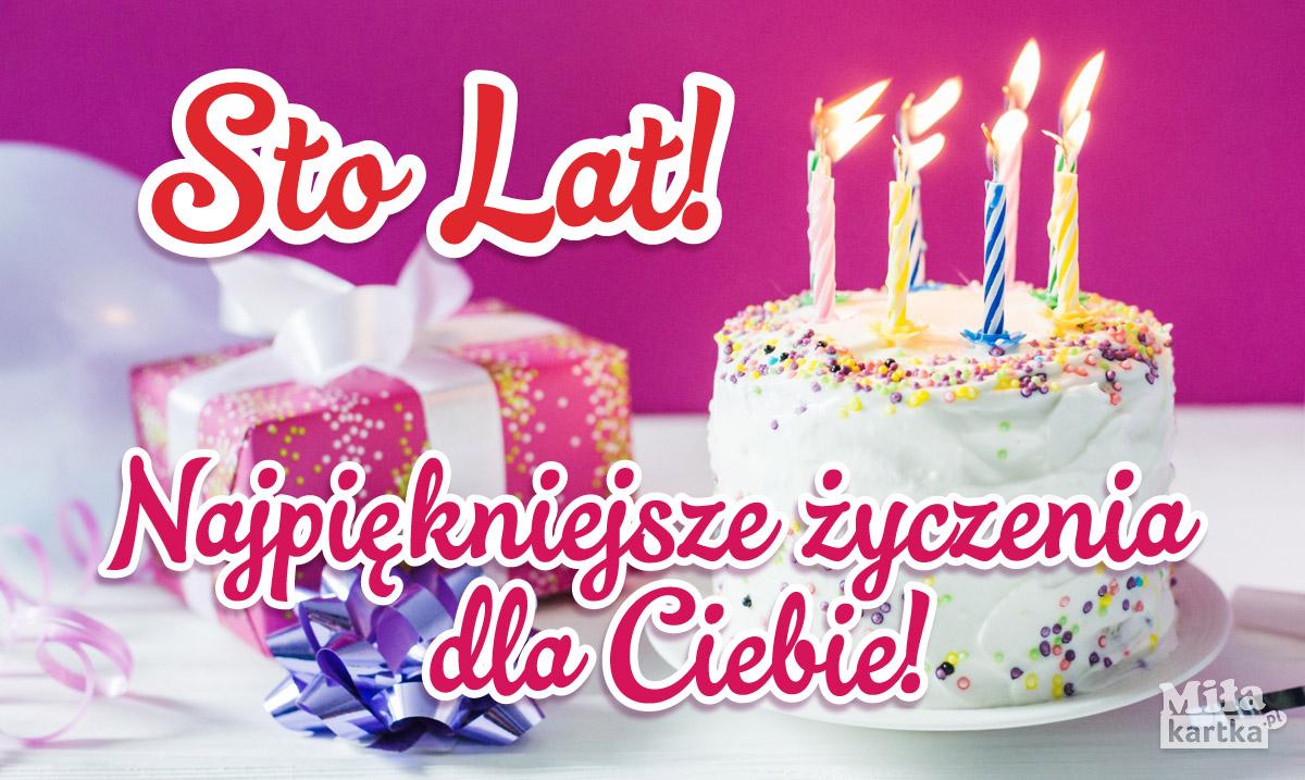 Najpiękniejsze życzenia urodzinowe!
