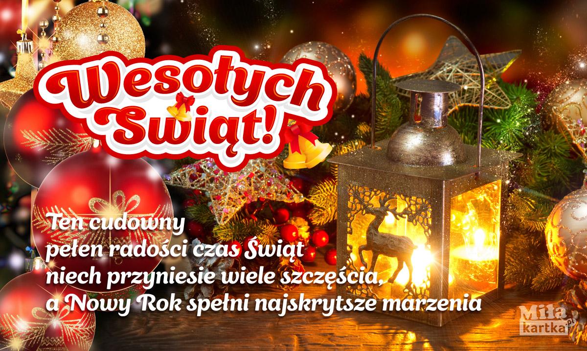 Niech Nowy Rok spełni najskrytsze marzenia!