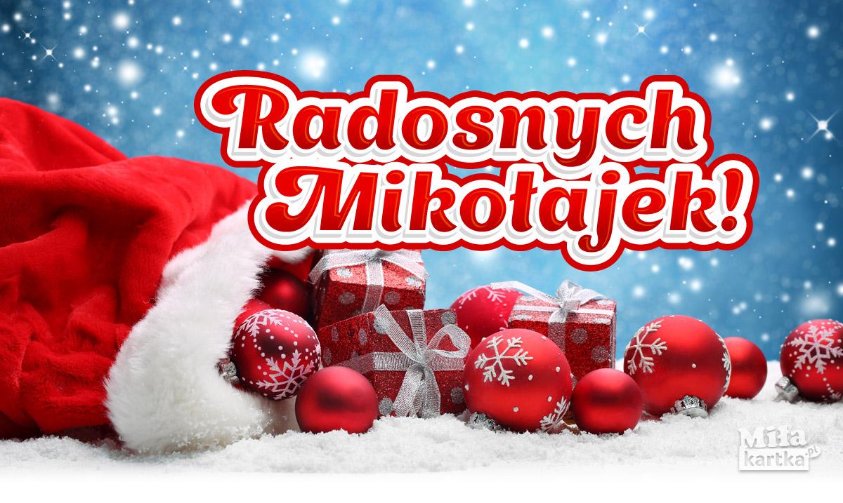 Radosnych Mikołajek!